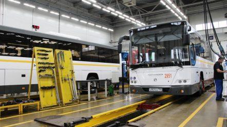 Автобусы Вояж: путешествие на завод