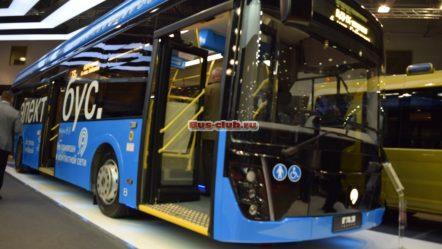 Электробусы в Москве перевезли более полумиллиона пассажиров