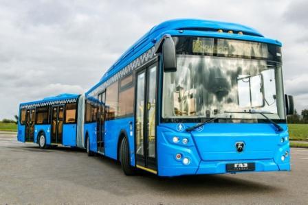 ЛиАЗ произведет для Москвы 181 автобус