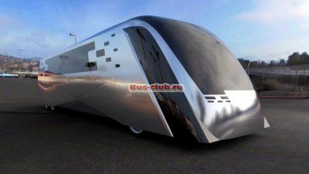 Концепт автобуса с нулевым выбросом