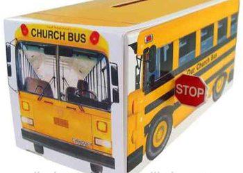 Пожертвования школьного автобуса