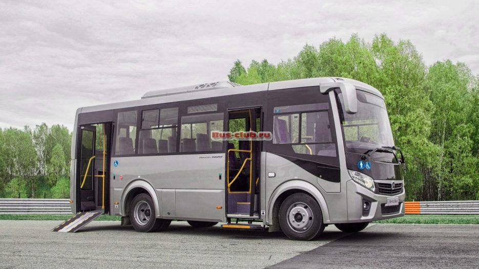 Новые модификаций автобусов «Вектор NEXT»