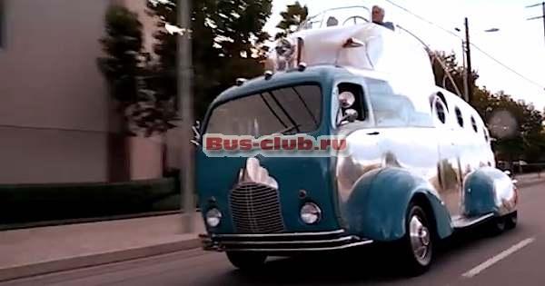 The Decoliner  — самый крутой автобус от The Blastolene Story