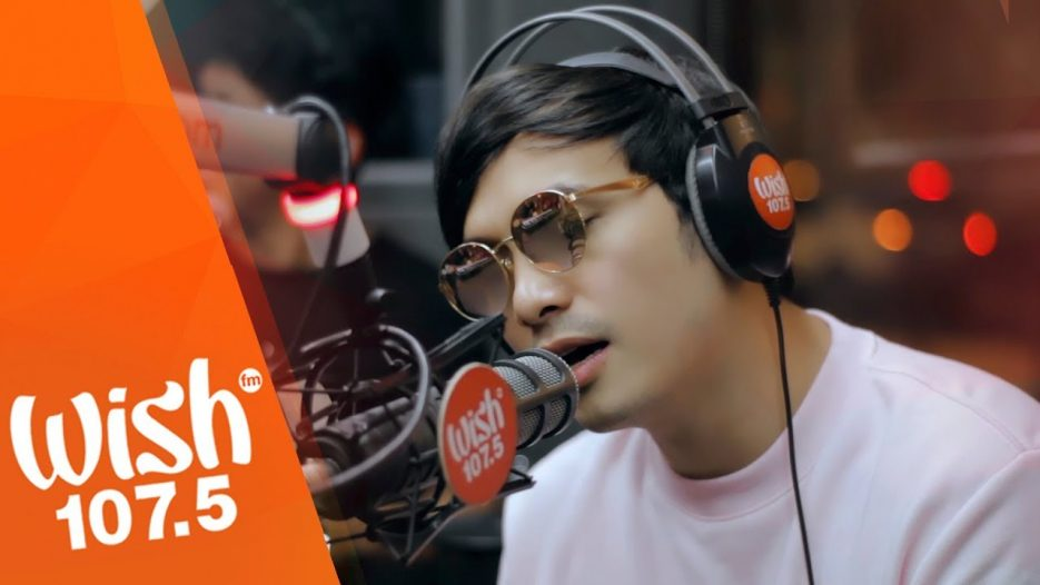 Callalily performs «Litrato» LIVE on Wish 107.5 Bus