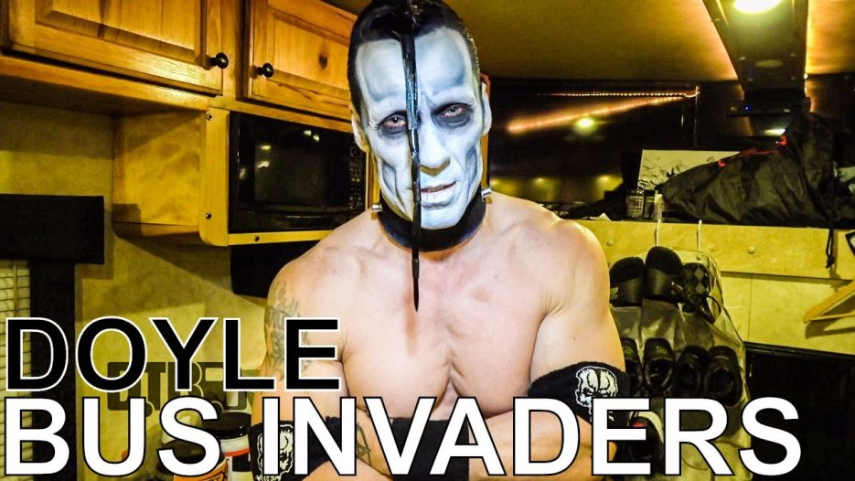 Doyle — BUS INVADERS Ep. 1196