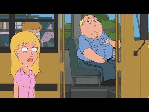 Family Guy — Chris As Bus Driver