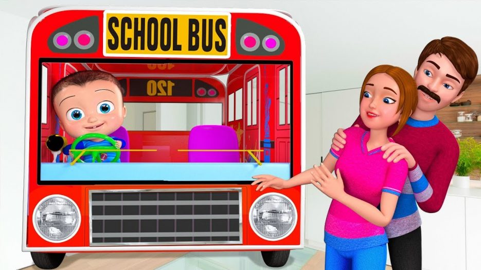 Wheels on the Bus Indoor |+More BST Kids Songs & Nursery Rhymes