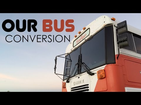 Meet our Large Family & School Bus Conversion