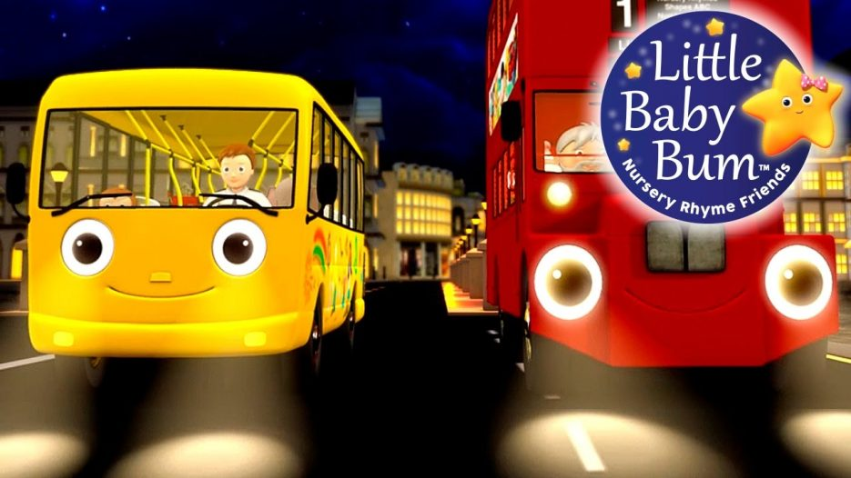 Wheels On The Bus | Part 7 | Little Baby Bum | Nursery Rhymes for Babies | Videos for Kids