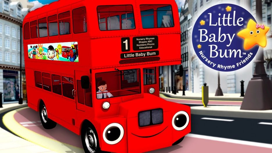 Wheels On The Bus | Part 6 | Little Baby Bum | Nursery Rhymes for Babies | Videos for Kids
