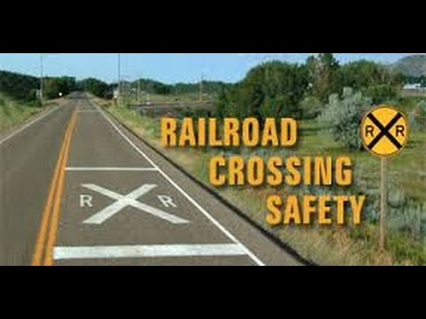 School Bus Safety at Railroad Crossings
