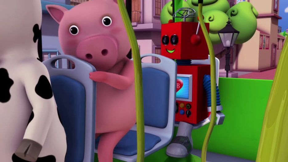 Wheels On The Bus   Part 3   Little Baby Bum   Nursery Rhymes for Babies   Videos for Kids