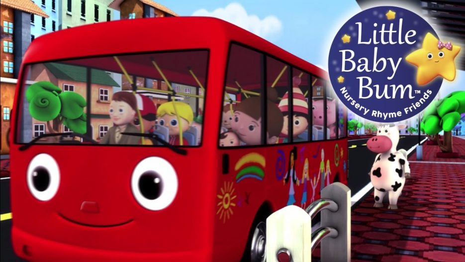 Wheels on The Bus | Part 2 | Little Baby Bum| Nursery Rhymes for Babies