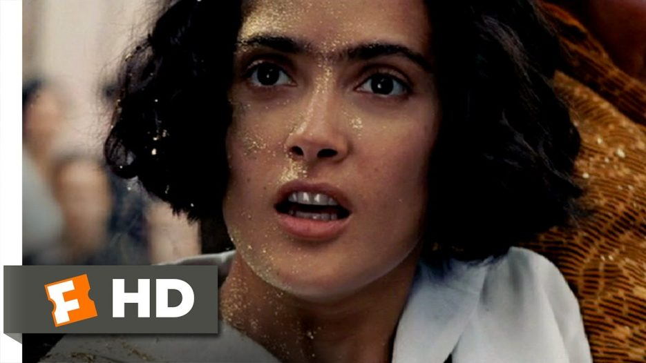 Frida (1/12) Movie CLIP — Bus Crash (2002) HD