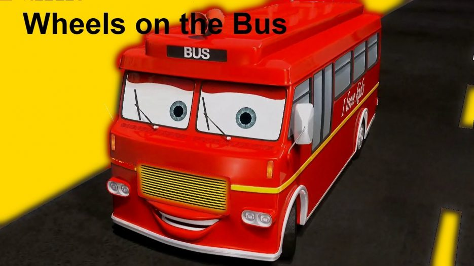 Wheels On The Bus    Family Sing Along — Muffin Songs