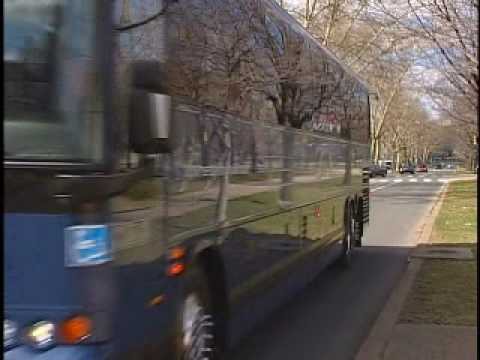 Greyhound New Bus Video