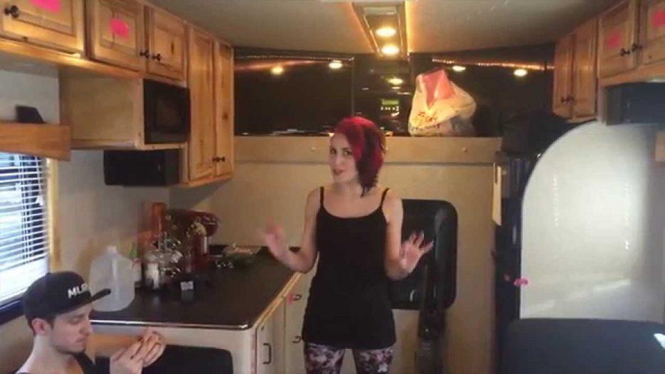 Tour the Tour Bus!