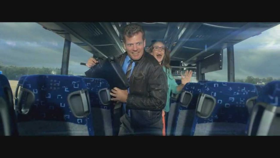 Midttrafik Commercial — «The Bus» (With English Subtitles — HD)