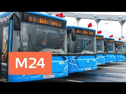 Столичные автобусы освободят от турникетов — Москва 24
