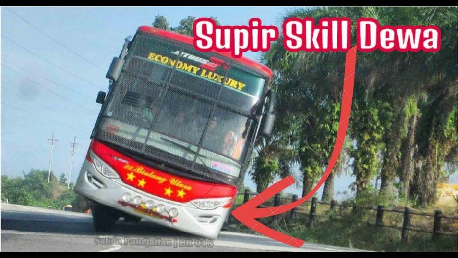 7 BUS Terkenal cepat di SUMATERA