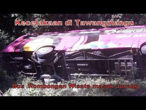Detik-detik Pasca Bus Suka Damai Masuk Jurang di Tawangmangu, 25 September