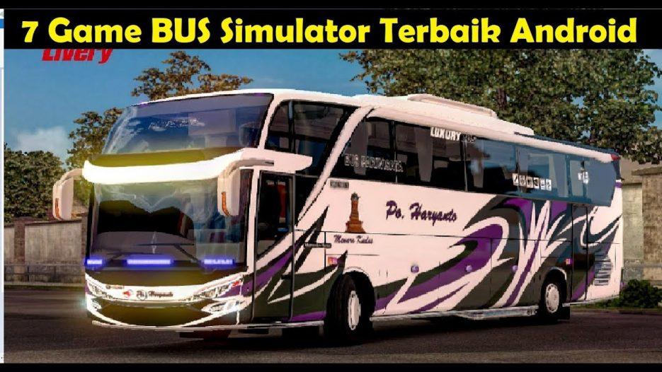 7 Game Bus Simulator Wajib dimainkan di Android