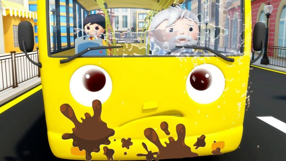 Wheels On The Bus   Little Baby Bum   Nursery Rhymes for Babies   On the Bus Song Video   Live