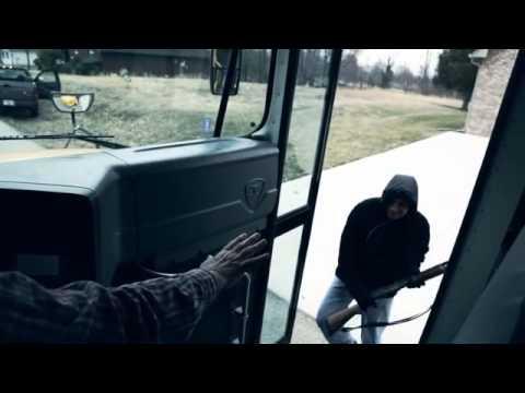 Active Shooter Awareness — School Bus — 01
