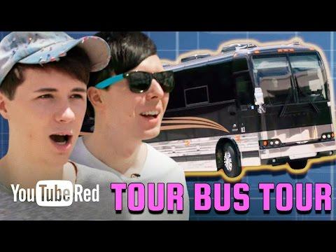 Dan and Phil's Tour Bus Tour (Bonus)