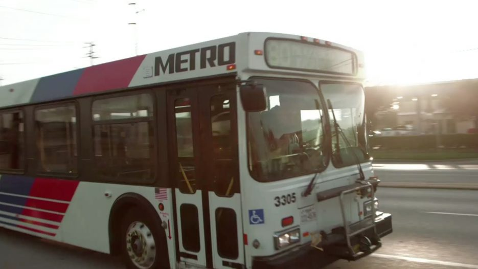 How Houston's bus system became a model for mass transit