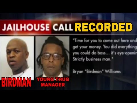 Birdman & Young Thug Maybe Charged As Co Conspirators In Lil Wayne Tour Bus Incident