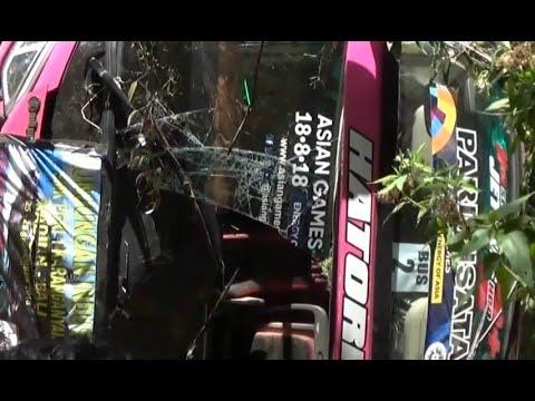Kecelakaan Bus Pariwisata di Magetan, 2 Orang Meninggal