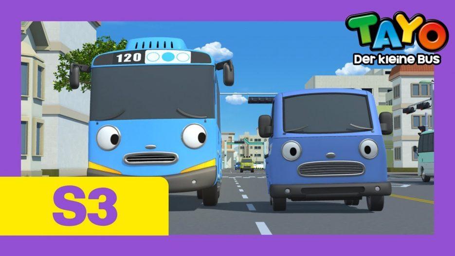 Tayos Versprechen l Spielzeit 3 Folge 8 l Tayo Der Kleine Bus