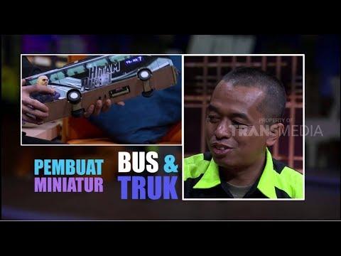 Susanto, Pembuat Miniatur Bus & Truk | HITAM PUTIH (01/10/18) 4-4