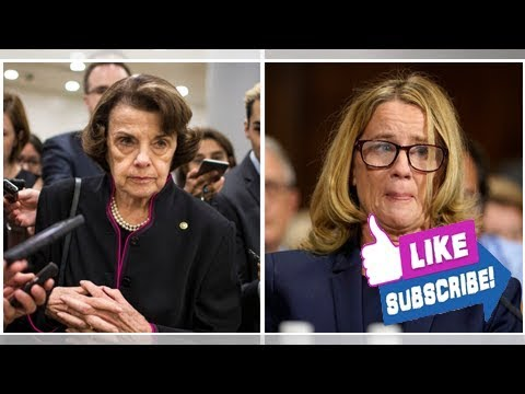 After Using Her, Feinstein Actually Threw Ford Under the Bus with Jaw-Dropping Accusation