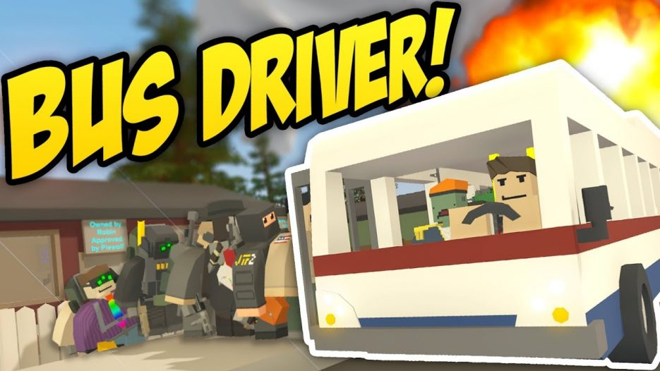 GIVING PLAYERS BUS RIDES — Bus Driver Roleplay | First Stop Seattle!