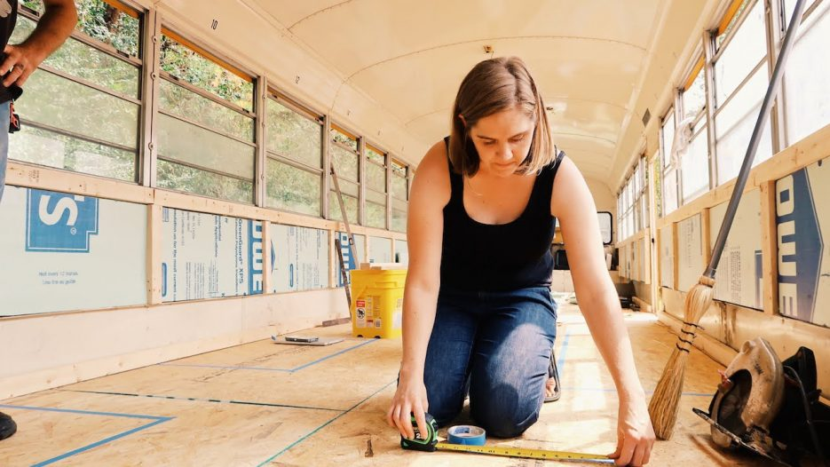 Designing A Bus Into A Home