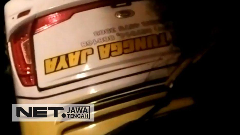 Kecelakaan Bus Pariwisata di Ruas Tol Kanci Pejagan Brebes — NET JATENG