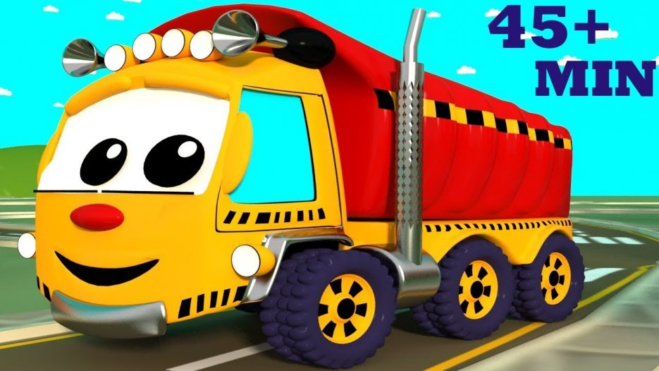 The Wheels on the Truck Go Round and Round   Wheels on the Bus   Plus Many Other Top Nursery Rhymes