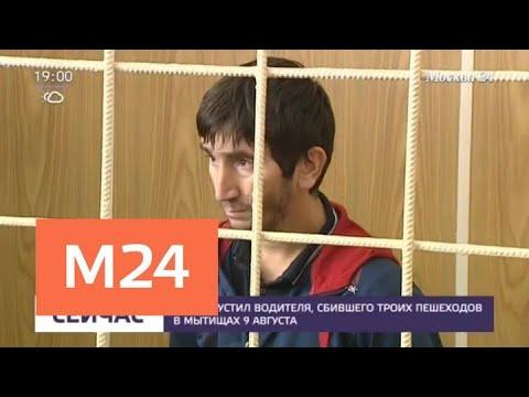 Сбившего пешеходов в Мытищах водителя автобуса не арестовали в суде — Москва 24